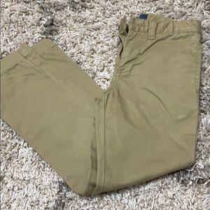 Polo by Ralph Lauren boys dark khaki pants sz 5